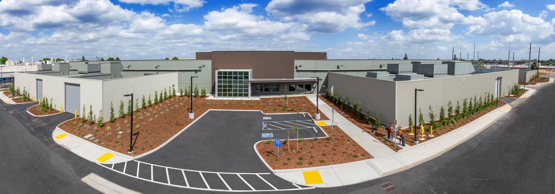 Prime Data Centers - Sacramento Data Center - Building One